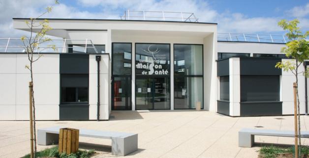 La Maison de santé de Gaillon (Photo), inaugurée ce vendredi, est la 5ème à ouvrir dans l'Eure, après Bourth, Saint-André de l'Eure, Cormeilles et celle de la Madeleine-de-Nonancourt