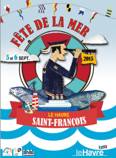 La fête de la mer au Havre : un programme riche en animations ce week-end
