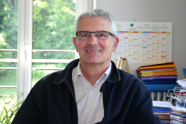 Eure : Jean-Luc Recher, maire d'Aubevoye, emporté par la maladie à 62 ans