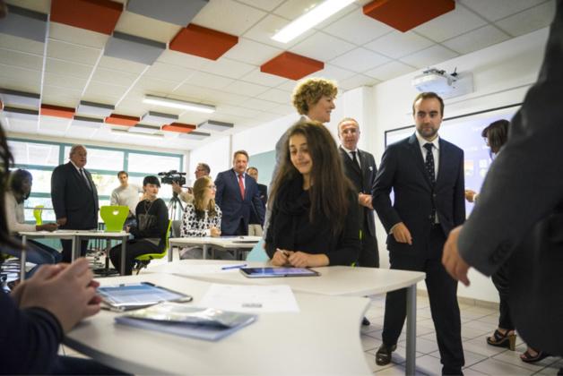 Pierre-Mendès-France à Val-de-Reuil : le plus branché des collèges de l'Eure