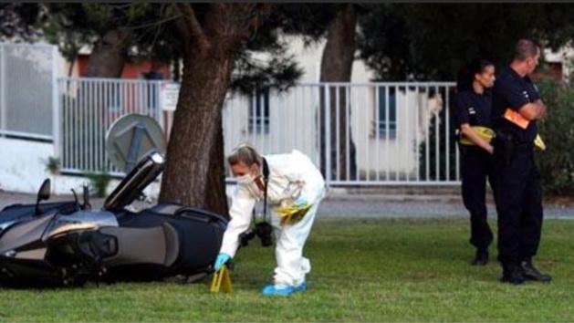 Photo d'illustration. La police technique et scientifique a procédé à des relevés de traces et d'indices ainsi qu'à des relevés balistiques sur les lieux de la fusillade