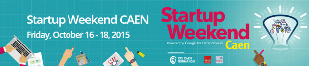 startup weekend caen les inscriptions limit es sont ouvertes. Black Bedroom Furniture Sets. Home Design Ideas