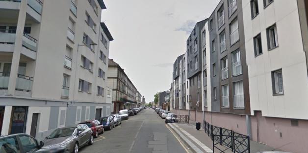 Le drame s'est déroulé dans un appartement de la rue Paul Marion, dimanche matin peu avant 6 heures