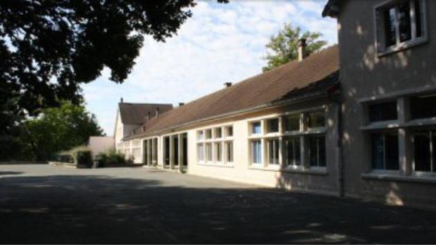 L'école est située chemin des 40 Perches