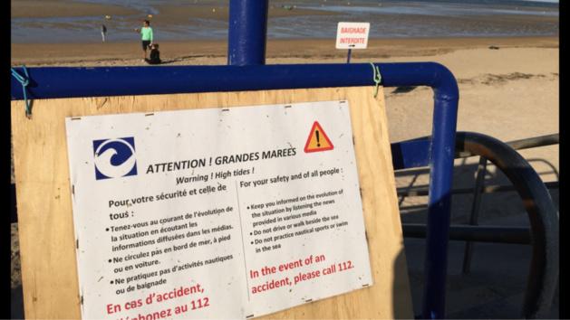 Trois interventions en une heure de temps : les secours en mer normands mis à l'épreuve ce dimanche