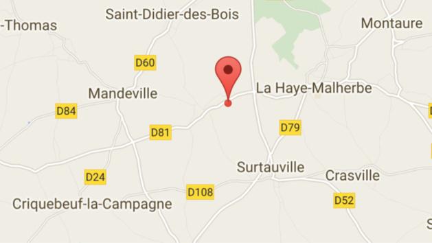 Eure : deux cambrioleurs mis en fuite par leur victime, en pleine nuit à Vraiville