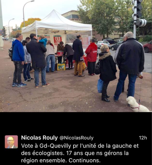 Référendum pour l'Union de la gauche : 96,85% de oui en Seine-Maritime