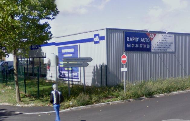 Yvelines : casse à la voiture bélier dans un magasin de pièces détachées à Rambouillet