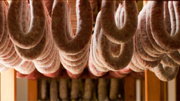 Photo d'illustration. Lzes cambrioleurs ont raflé saucissons et jambons