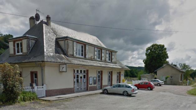 Photo d'illustration @Google Maps. La voiture de Thierry Loquet avait été retrouvée pres de la gare de Glos-sur-Risle il y a une dizaine de jours