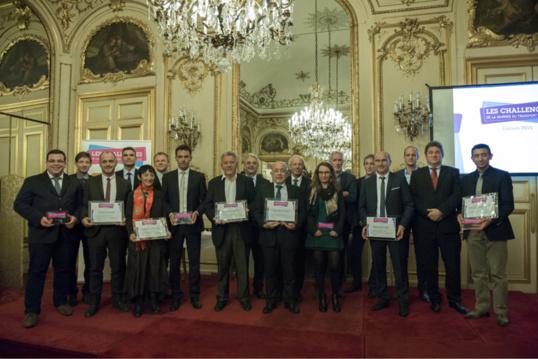 Haute-Normandie : la carte Atoumod prix de la meilleure initiative de transport