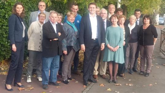 Elections régionales : Debout la France dévoile la liste de ses candidats dans l'Eure