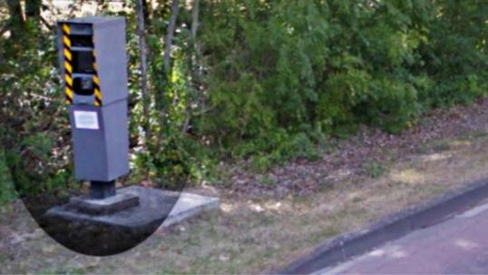 Yvelines. Le radar automatique de Maurepas encore vandalisé