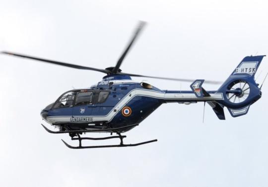 La gendarmerie de Rouen mobilise de gros moyens et retrouve l'octogénaire disparu