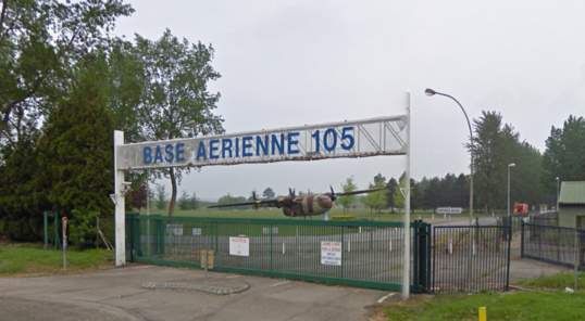 Parmi les mesures d'urgence annoncées par le préfet de l'Eure ce matin, l'annulation de la journée des portes ouvertes à la BA 105