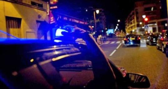 L'automobiliste, pris en chasse par le véhicule de police, a été intercepté rue des Marronniers après que sa Clio ait percuté un poteau EDF (Photo d'illustration)