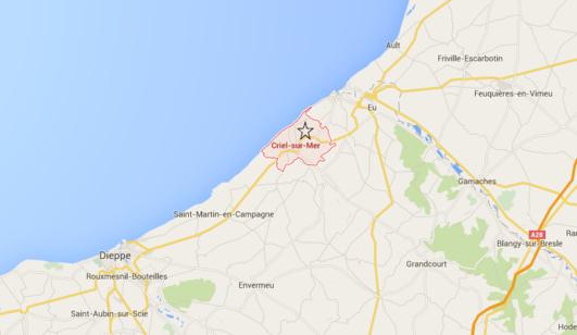 Accident corporel à Criel-sur-Mer : la D925 coupée et déviée
