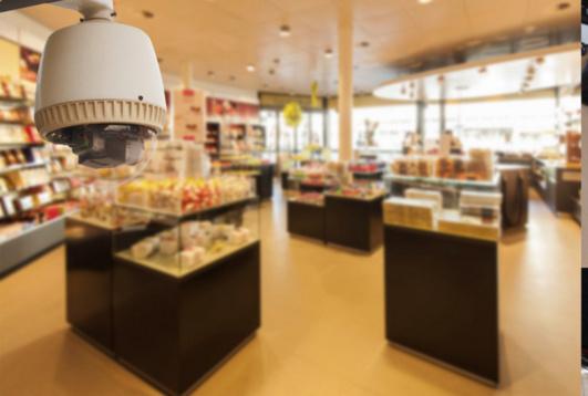 La vidéo surveillance dans les magasins est une des meusres les plus efficaces pour lutter contre les vols à l'étalage (Photo d'illustration@DR)