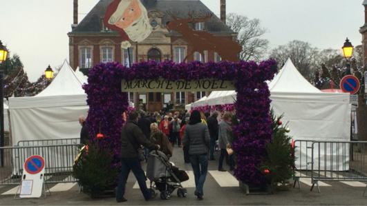 Le marché de Noël à Pacy-sur-Eure, c'est jusqu'à ce soir