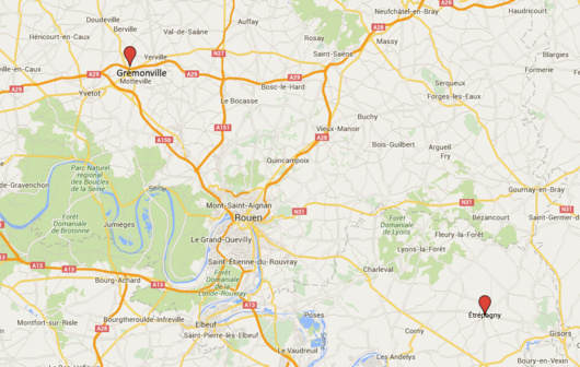 Deux tués en quelques heures sur les routes, dans l'Eure et en Seine-Maritime