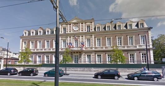 La sous-préfecture du Havre, boulevard de Strasbourg