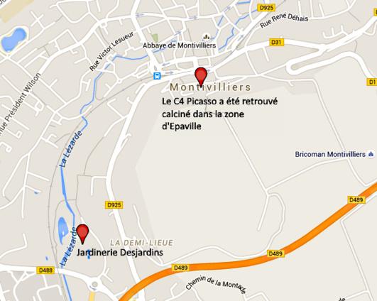 Montivilliers : la jardinerie Desjardins braquée hier soir par deux hommes cagoulés