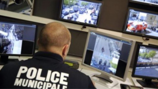 Les quatre jeunes gens ont été repérés sur les écrans de la vidéo-protection de la ville (Illustration)
