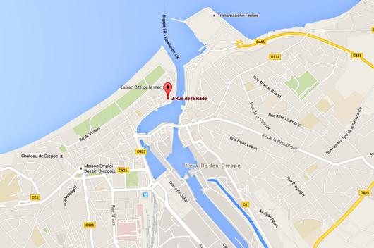 Seine-Maritime : un homme de 43 ans tué d'une balle dans la tête hier soir à Dieppe