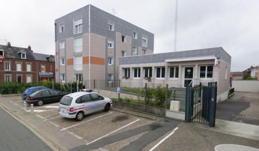 Le bureau de police de Oissel, rue Jules Verne, est désormais fermé (Illustration)