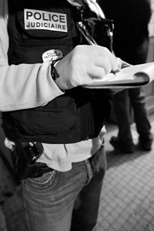 La police judiciaire de Versailles a été chargée de l'enquête (Illustration@DGPN)