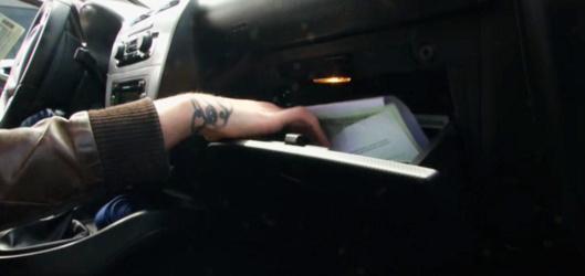 Le voleur ne fouillait que les véhicules qui n'étaient pas verrouillés (Illustration@DR)
