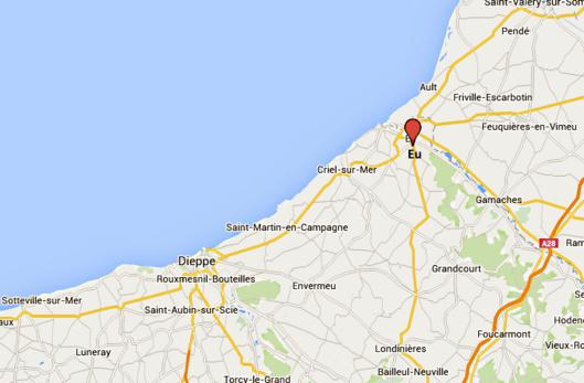 Seine-Maritime : un retraité de 66 ans blessé dans un accident de la route à Eu