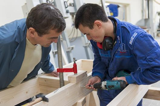 La Normandie compte 22 275 apprentis soit - 9,5 % en 4 ans (Illustration@DR)
