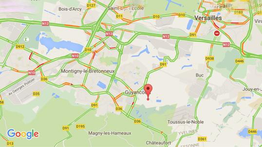 Le Technocentre Renault à Guyancourt évacué pour un sac de sport suspect