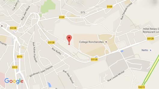 Les collégiens ont ete retrouvés inanimés rue du Calvaire sur le chemin de leur collège