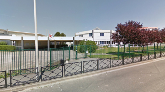 Le lycée Lavoisier au Havre (Illustration@Google maps)