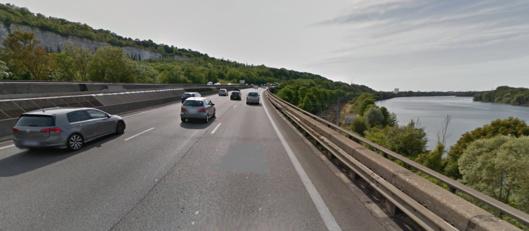Les deux viaducs actuels accueillent un trafic de 120 000 véhicules chaque jour. Ils datent des années 60 et nécessitent donc d'être rénovés.