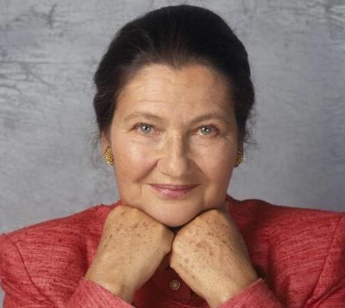 Simone Veil (Photo@femmes célèbres.com)