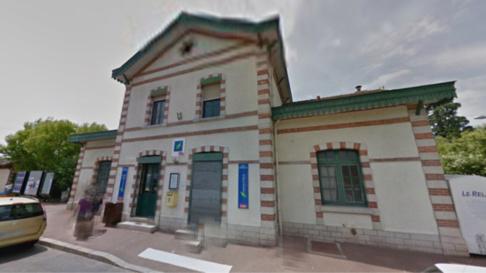 La gare de Bougival/La Celle-Saint-Cloud