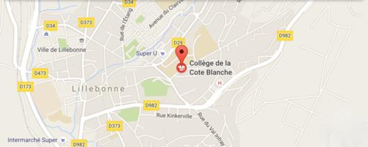 Lillebonne : pour se défendre, un collégien frappe son agresseur d'un coup de couteau