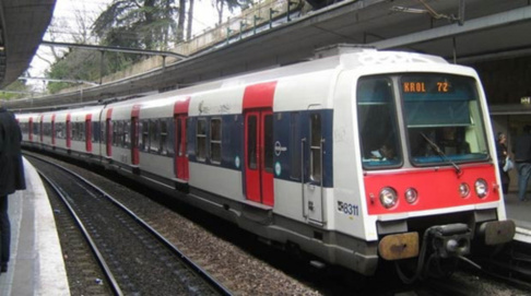 Sartrouville : le RER bloqué trente minutes pour une femme en état d'ivresse