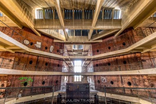 Oublié depuis 40 ans, le chai à vin du port de Rouen va revivre le temps d'un événement unique