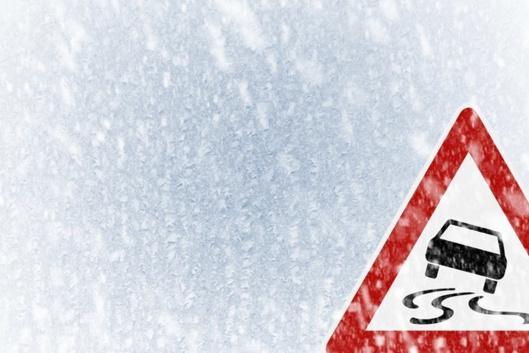 Neige et grêle en Seine-Maritime : routes glissantes entre Tôtes et Saint-Saëns