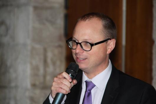 Nicolas Rouly, ancien président du Département de Seine-Maritime