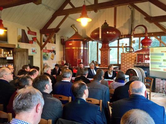 Hervé Morin lance les 12 chantiers de la refonte de la politique régionale agricole