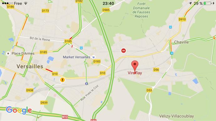 Viroflay : une personne âgée dévalisée de ses vases et bijoux par trois faux policiers