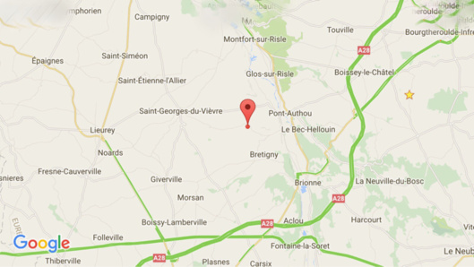 Les pilleurs d'un château de l'Eure arrêtés par les gendarmes