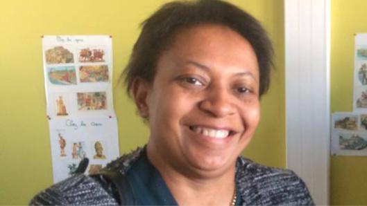 Hélène Geoffroy, secrétaire d'Etat à la Ville