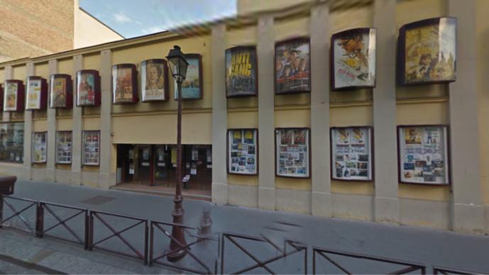 Le Cyrano, rue Rameau (illustration@Google Maps)