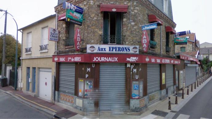 Maisons-Laffitte : hold-up éclair dans un bar-tabac de la rue Saint-Nicolas